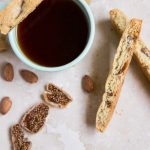 Almond Flour Biscotti with Figs {Italian Cantucci}