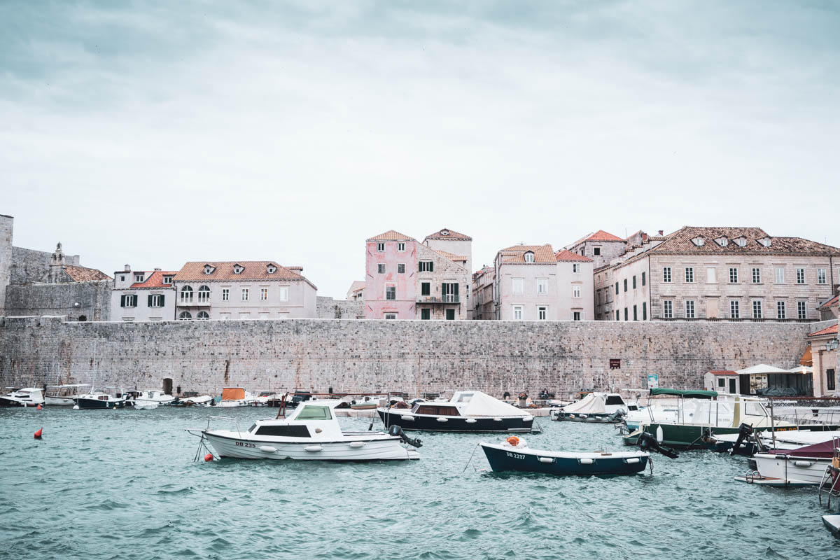 Dubrovnik Croatia is one of the most beautiful destinations in all of Europe