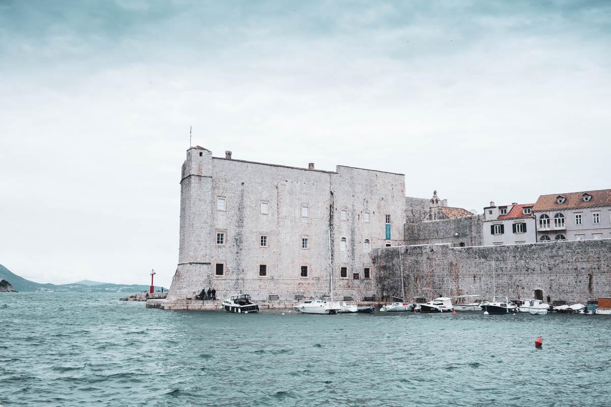 Dubrovnik Croatia is great destination for families