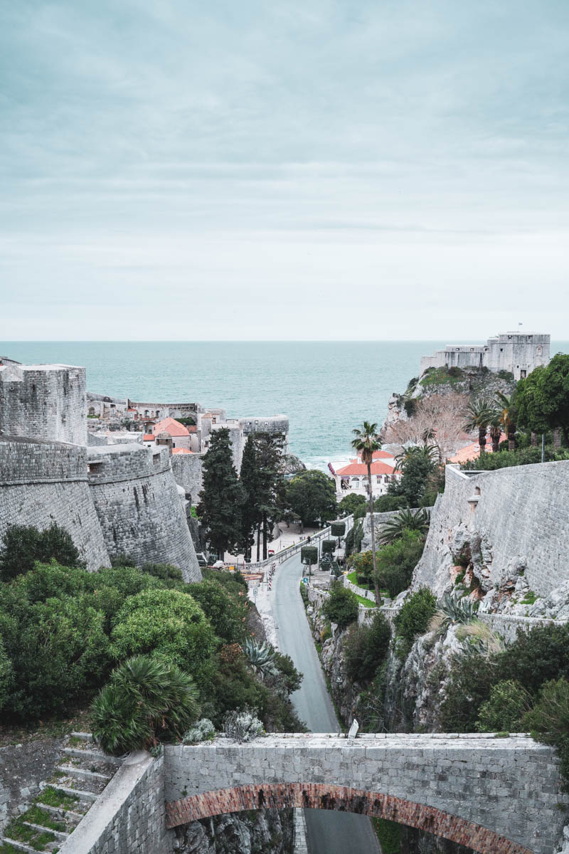 Check out this blog post for tips on traveling to Dubrovnik