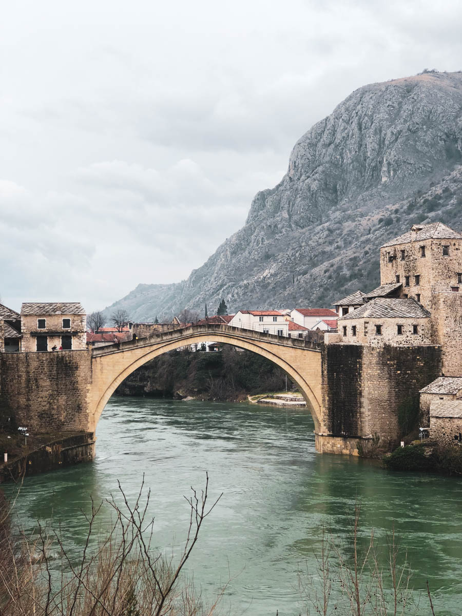 A Day trip to Mostar, Bosnia, is perfect while your in Dubrovnik