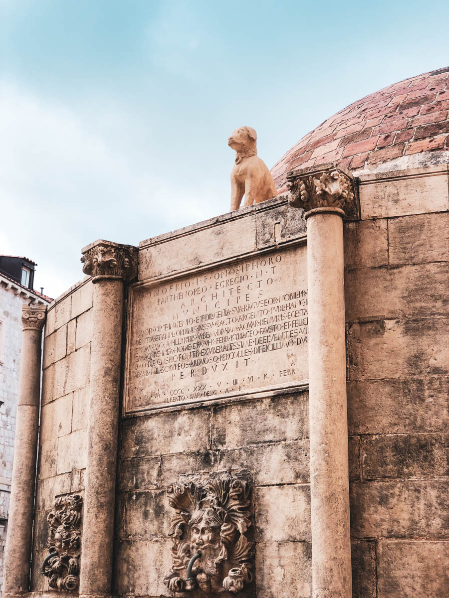 Here's a great blog post on traveling to Dubrovnik with kids