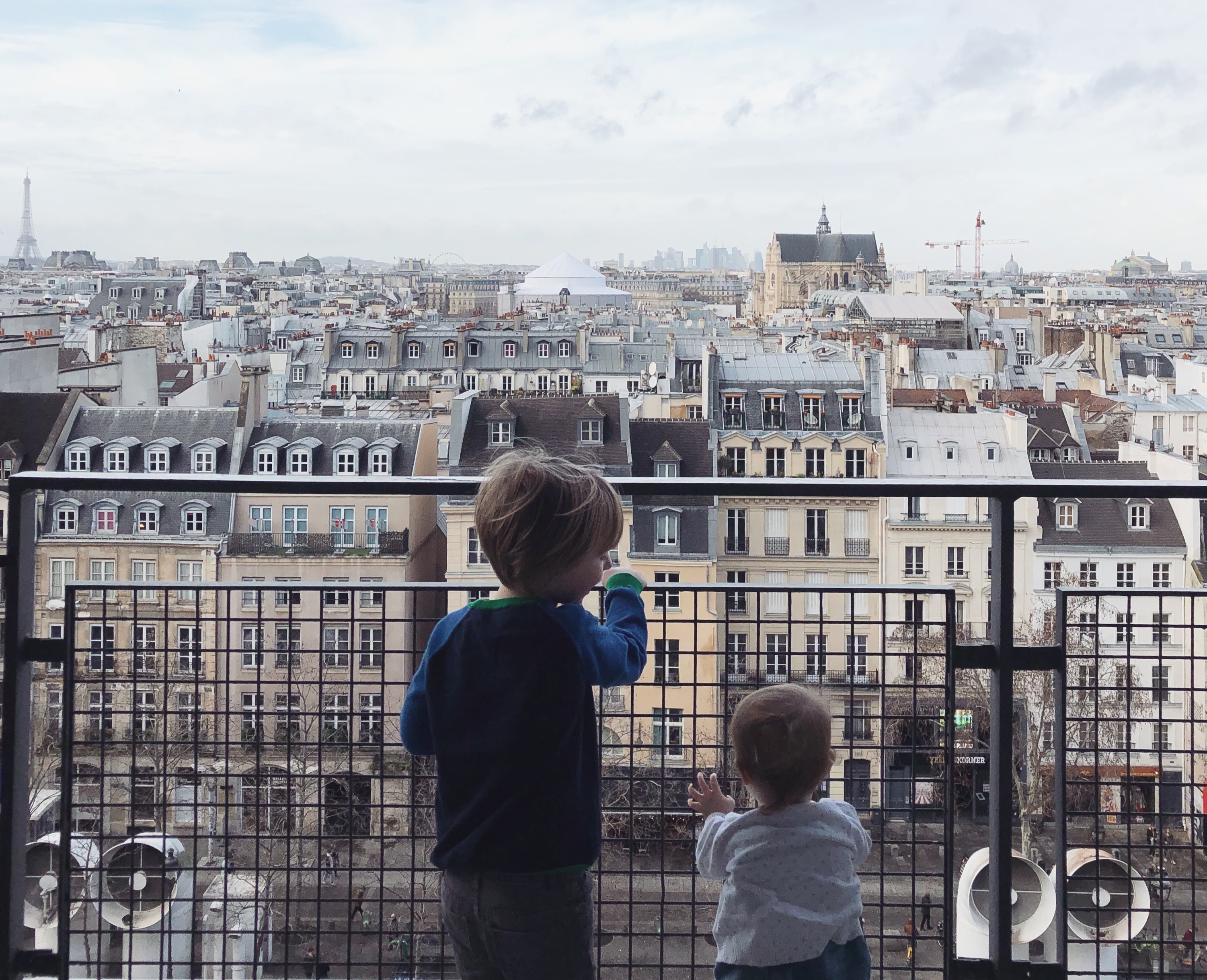 Here's a great list of museums to hit up in Paris if you're traveling with young kids.