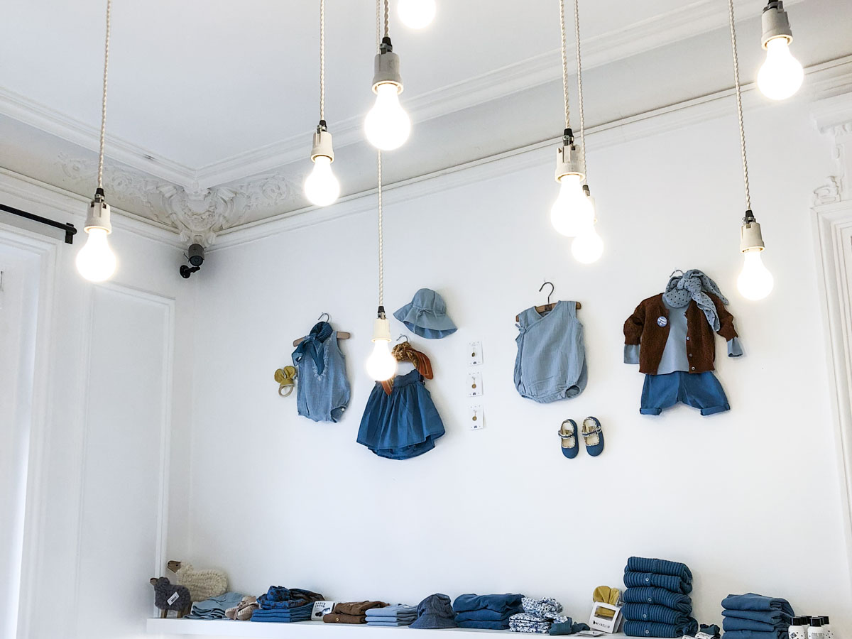Here are the best Children's Clothing Shops in Paris