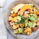 Peach and Avocado Salsa Recipe
